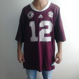 Texas Aggies National Champions Adidas Jersey
